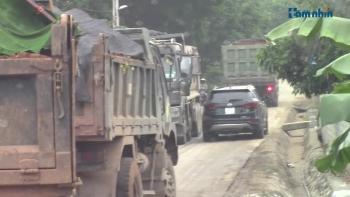 Hòa Bình: Đoàn xe chở đất từ Dự án của Trường Sỹ quan Đặc công đi về đâu? (Kỳ 2)