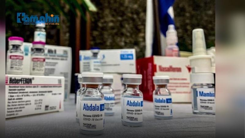 Điểm tin sáng 25/8: Cuba sẽ cung cấp và chuyển giao công nghệ vaccine phòng COVID-19 cho Việt Nam