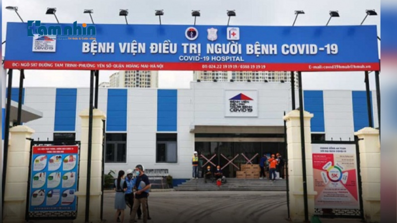 Điểm tin sáng 30/8: Bệnh viện dã chiến điều trị Covid-19 tại Hà Nội dự kiến hoạt động từ ngày 1/9