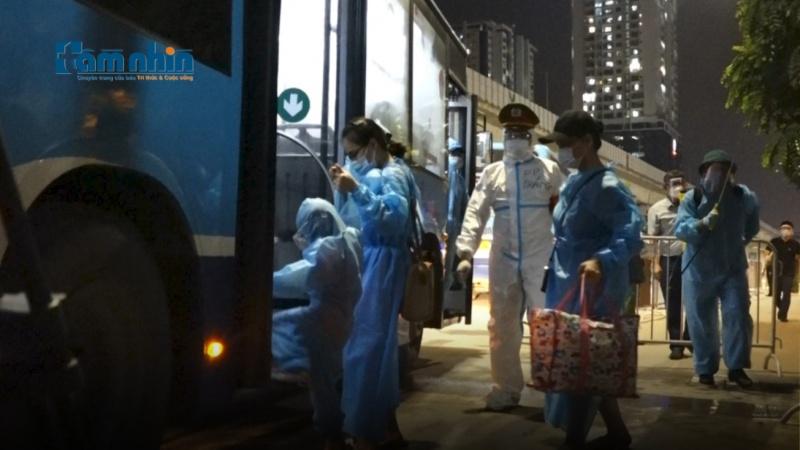 Điểm tin sáng 2/9: Hà Nội di dời 1.200 người dân trong ổ dịch lớn nhất