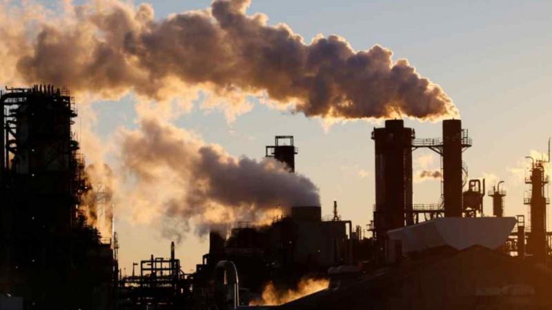 Nhà máy có thể hút một triệu tấn CO2 mỗi năm