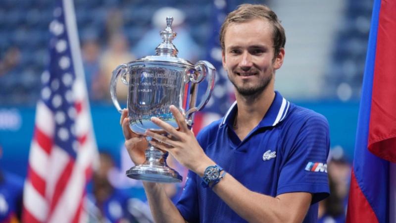 Medvedev kết thúc hy vọng của Djokovic với chiến thắng US Open