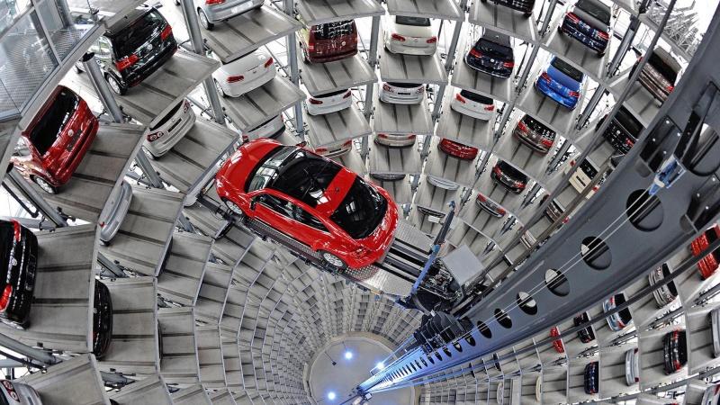 5 hệ thống bãi đỗ xe thông minh hiện đại nhất thế giới