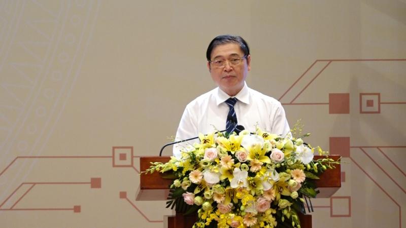 """Bế mạc Hội nghị """"Đội ngũ trí thức khoa học và công nghệ Việt Nam triển khai thực hiện Nghị quyết Đại hội lần thứ XIII của Đảng"""" do VUSTA tổ chức"""