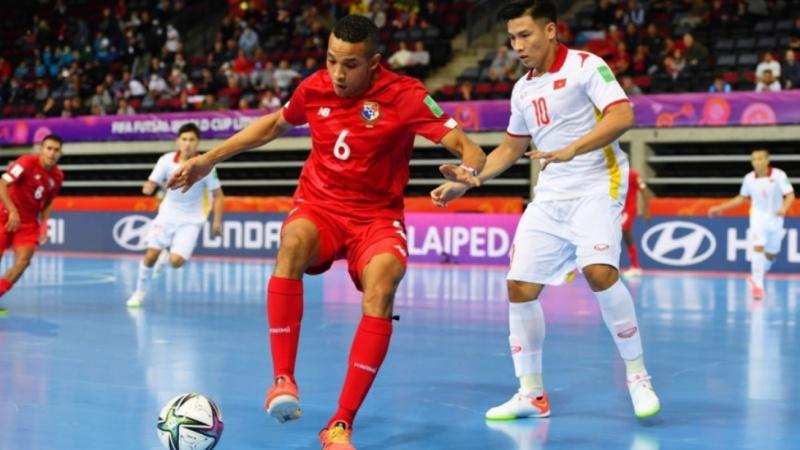 Futsal World Cup 2021: Đánh bại Panama, futsal Việt Nam nuôi hy vọng đi tiếp