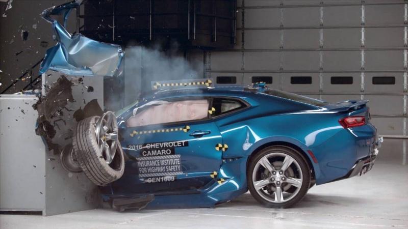 Đánh giá an toàn ô tô diễn ra như thế nào?