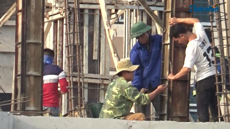 Ban QLDA Nam Từ Liêm có buông lỏng quản lý, coi thường tính mạng người lao động?