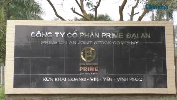 Công ty CP Prime Đại An giải đáp thông tin việc bị nghi ngờ tiêu thụ khoáng sản trái phép