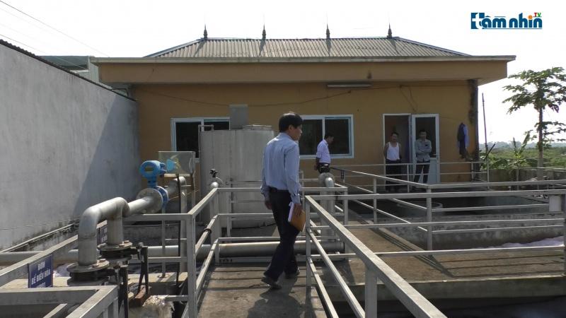 Thạch Thất - Hà Nội: Doanh nghiệp cần chấp hành tốt luật bảo vệ môi trường