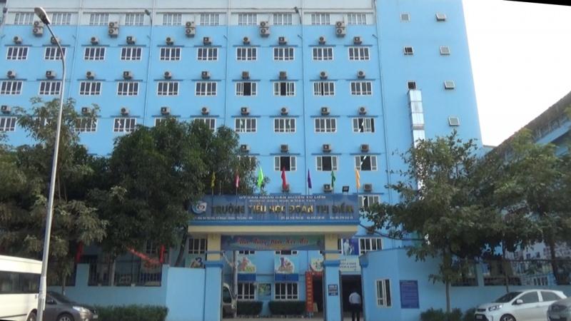 Hà Nội: Trường Đoàn Thị Điểm cơ sở 2 vướng nhiều sai phạm khủng?