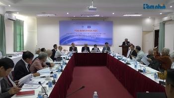 Các ý kiến đóng góp của giới trí thức cho dự thảo văn kiện đại hội XIII