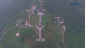 Ai đã làm ngơ để Khu du lịch Thác Bạc Suối Sao phá rừng xây dựng công trình tâm linh?