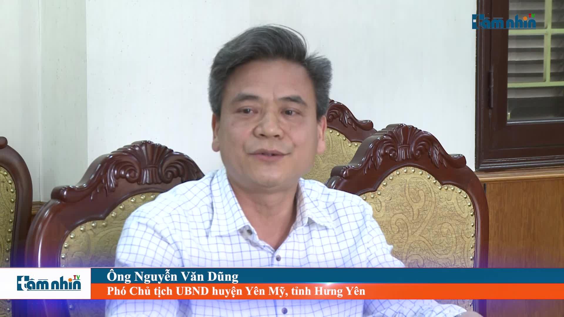 Hưng Yên: Nhiều khuất tất trong dự án KCN Viglacera Yên Mỹ?