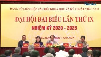 Liên hiệp các Hội KH&KT  Việt Nam tổ chức Đại hội Đảng bộ lần thứ IX