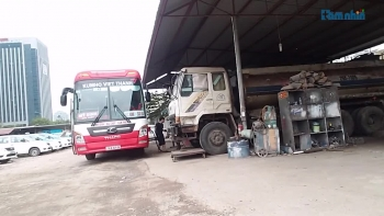 """Hà Nội: Cây xăng dầu """"chui"""" công ty Việt Thanh ngang nhiên hoạt động"""