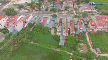 Thường Tín - Hà Nội: Chuyển đổi từ đất nông nghiệp sang đất ở nông thôn trái quy định?