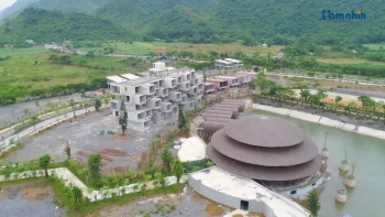Dự án Vedana Resort: Đất thuê 50 năm đang bị thanh tra vẫn thi công, mở bán rầm rộ?