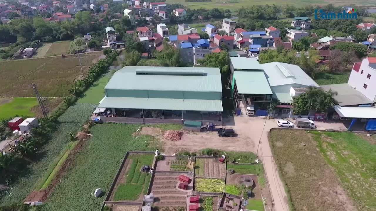 Hưng Yên: Lãnh đạo xã cấu kết với thôn để bán, cho thuê đất trái thẩm quyền?