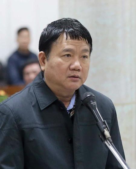 Ông Đinh La Thăng xin toại ngoại