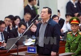 Ông Nguyễn Quốc Khánh nói lời cuối cùng trước tòa